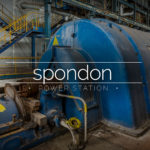 Spondon H and Derwent Power Stations, Derby, UK