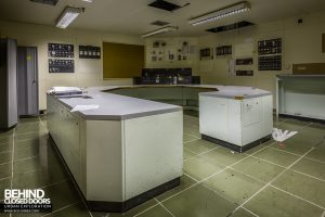 Kodak, Harrow - Another control room