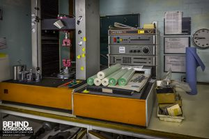 Kodak, Harrow - Lab equipment