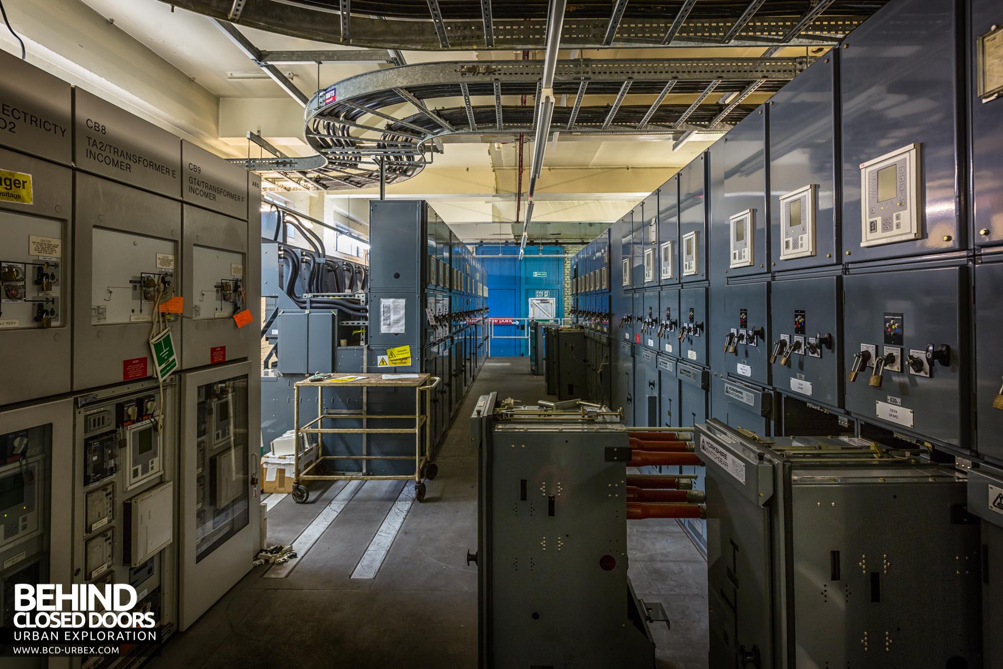 Kodak Factory Harrow London 187 Urbex Behind Closed