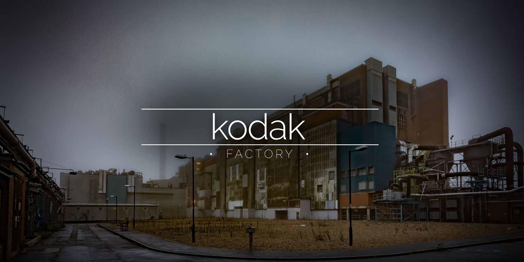 Kodak Factory, Harrow, London