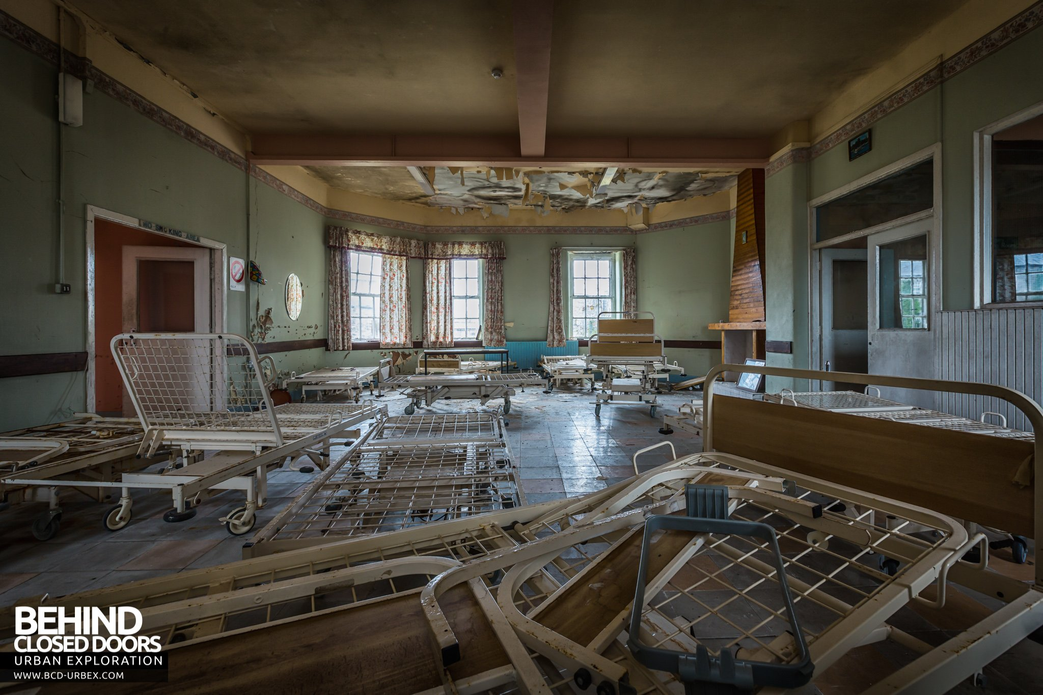 Connacht District Lunatic Asylum St Brigid S Psychiatric