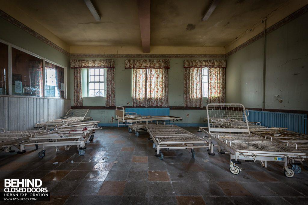 St. Brigids / Connacht Asylum - Lots more beds
