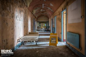St. Brigids / Connacht Asylum - Wet floor