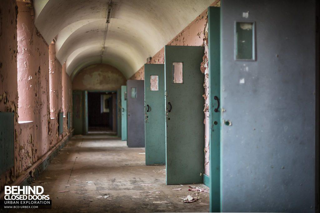 St. Brigids / Connacht Asylum - Cell doors