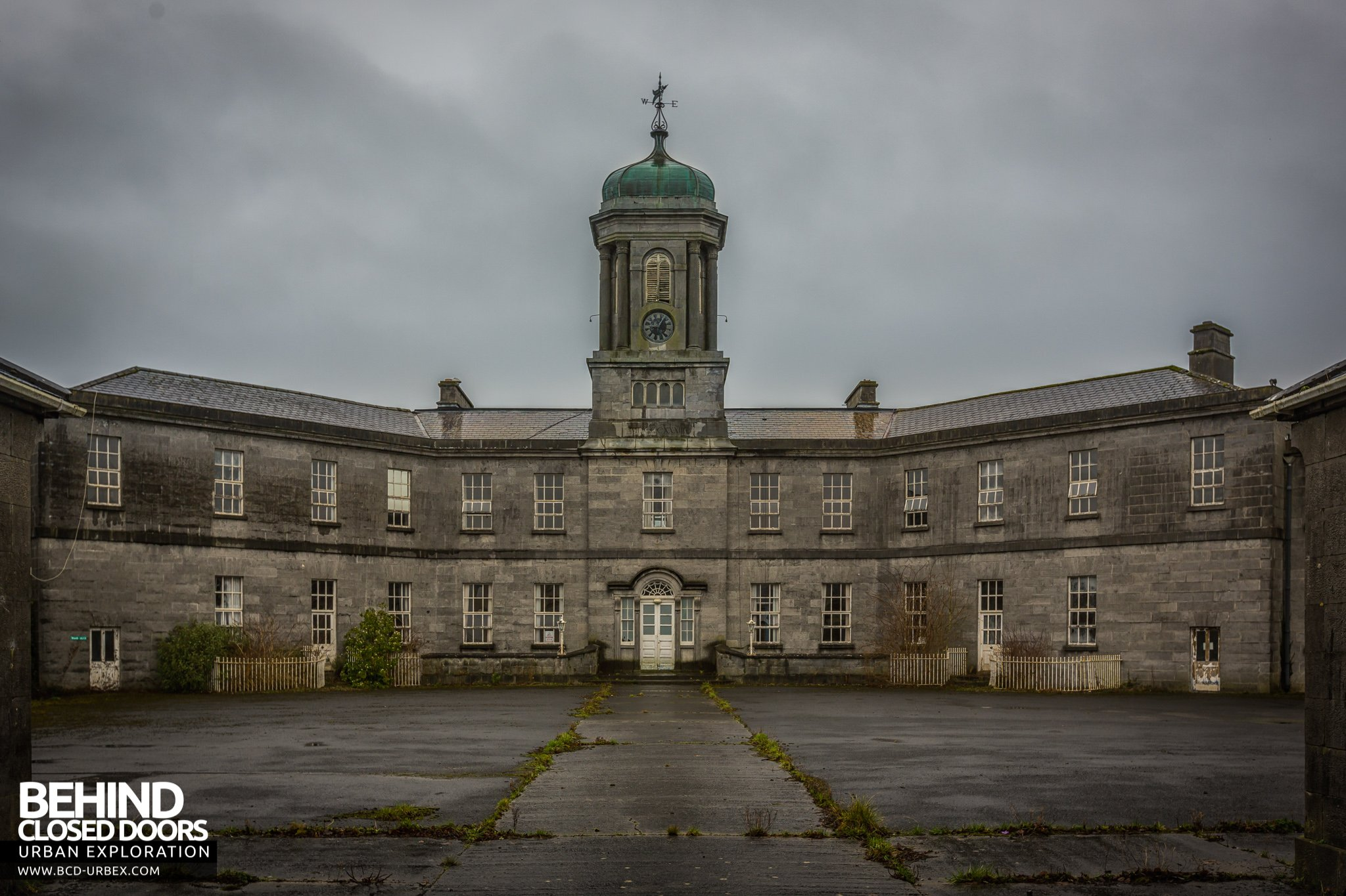 Connacht District Lunatic Asylum / St Brigid's Psychiatric ...