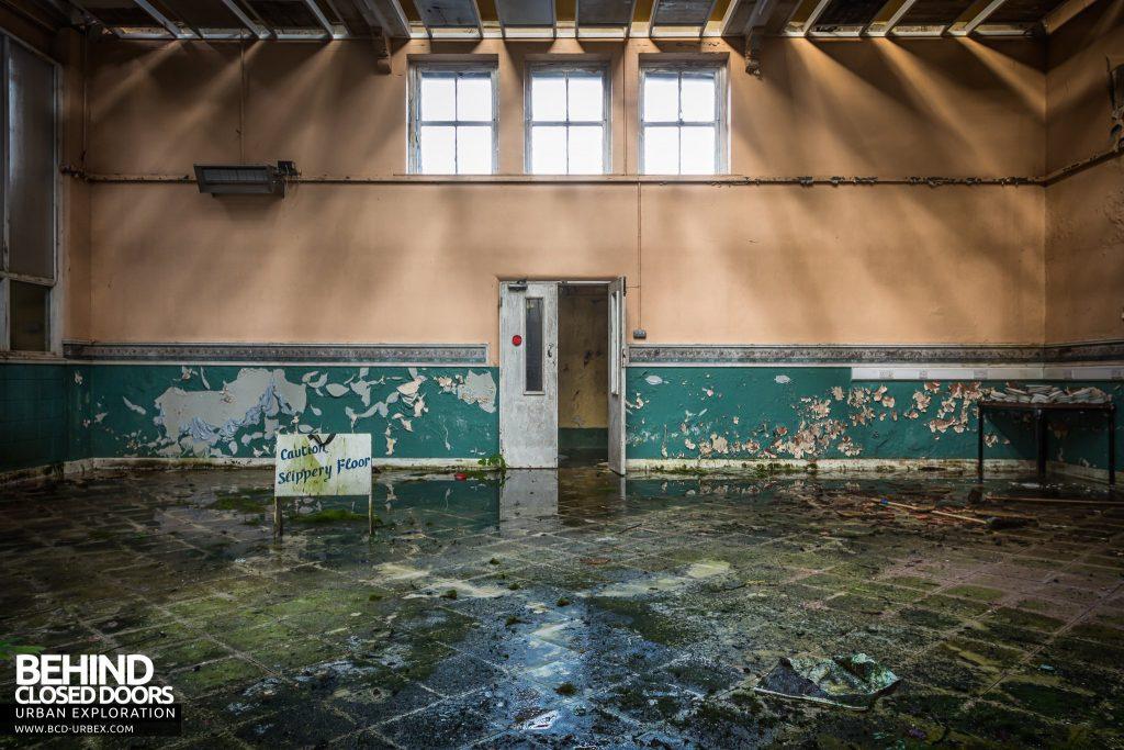 St. Brigids / Connacht Asylum - Slippery floor