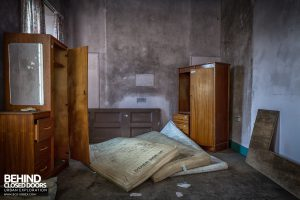 St. Brigids / Connacht Asylum - Old mattresses