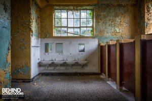 St. Brigids / Connacht Asylum - Toilets
