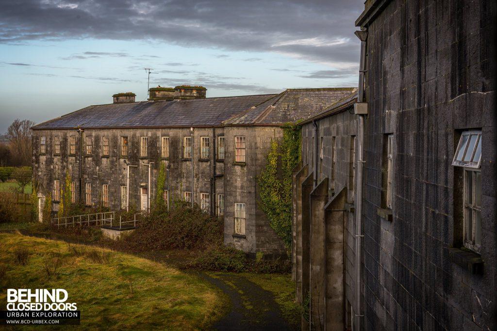 St. Brigids / Connacht Asylum - External view of the buildings