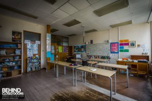 Battenhall Mount - Classroom
