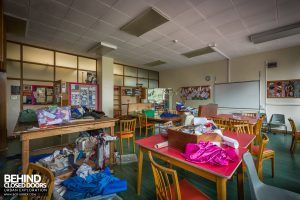 Battenhall Mount - Textiles classroom