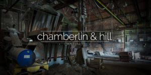 Chamberlin & Hill Castings (S. Russell & Sons), Leicester
