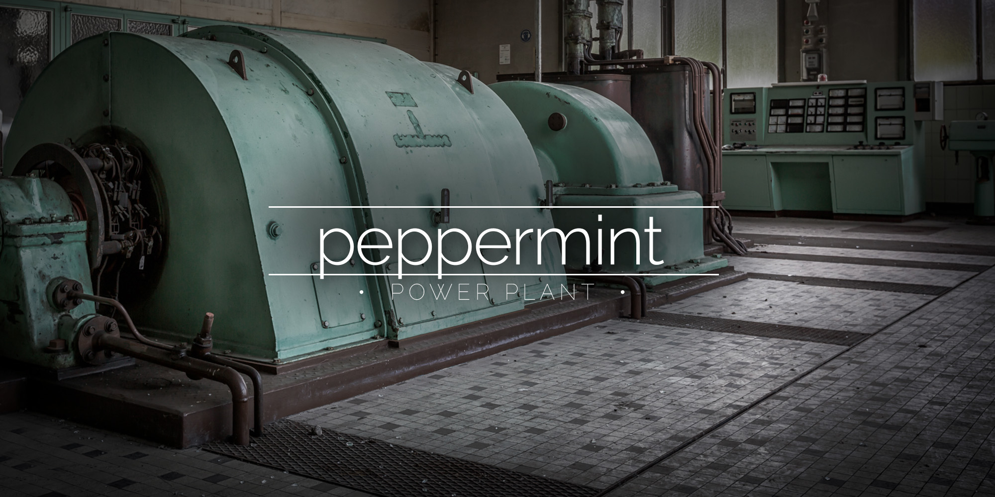 Peppermint Power Plant, Germany