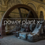 Powerplant X, Abandoned Power Station, Luxembourg