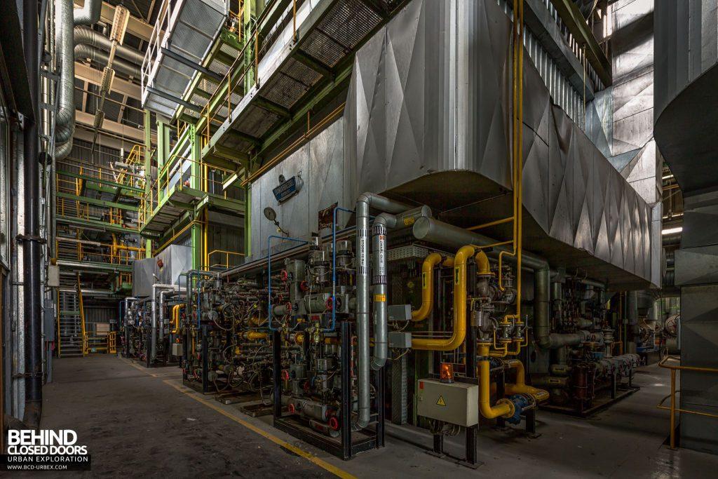 Ford Genk Powerhouse - Boiler unit 2