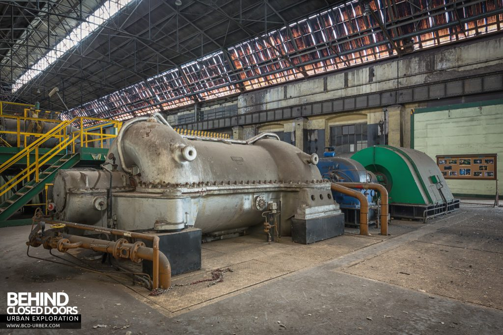 Florange Steelworks, France - Turbo-fan 3