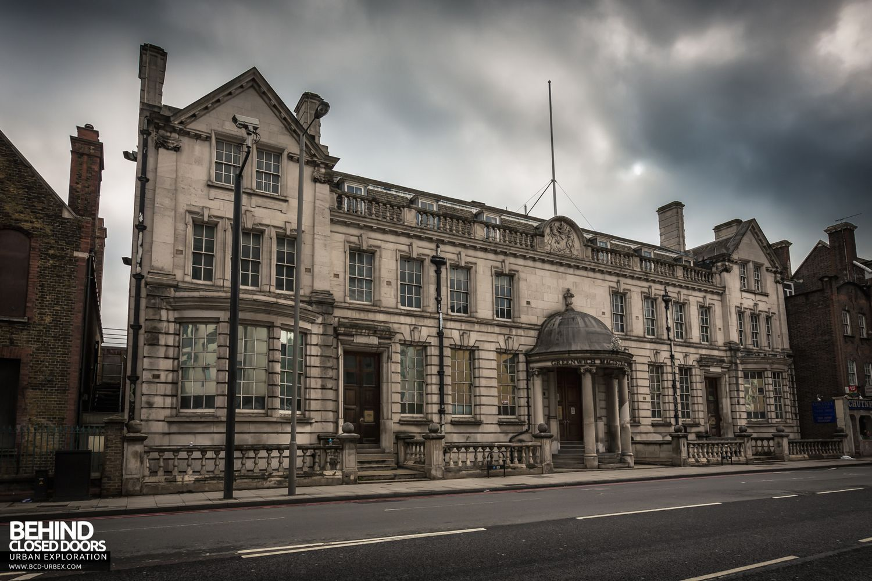 greenwich magistrates u2019 court  london  u00bb urbex