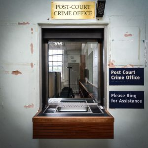 Post Court Crime Office [photo by The_Raw]