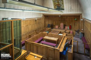 Greenwich Magistrates Court - Courtroom 1