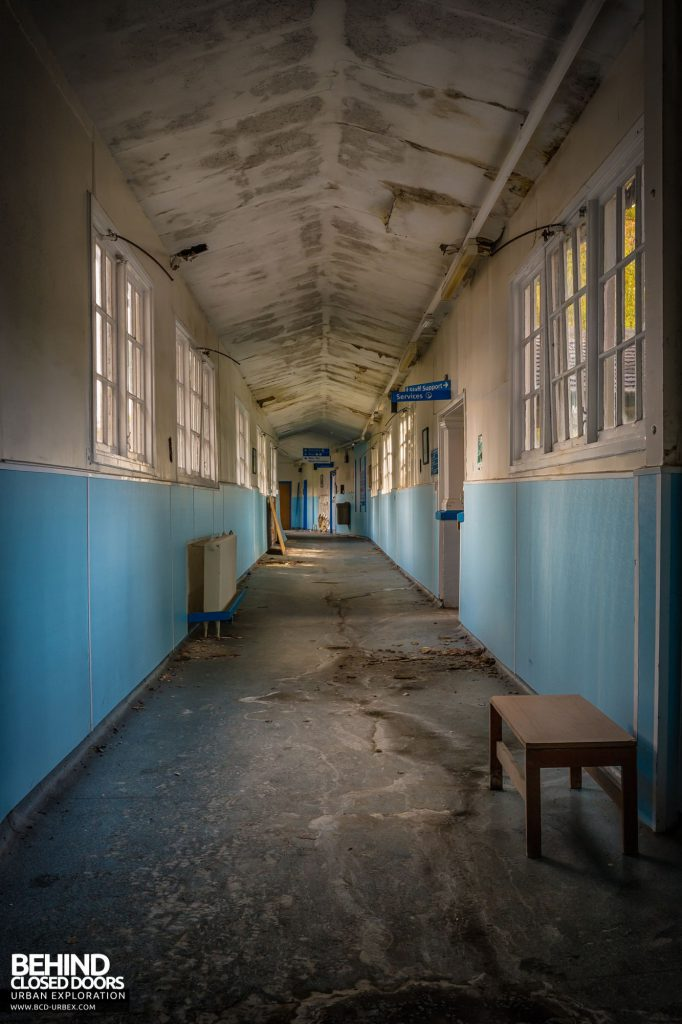 NSRI - One of the main corridors