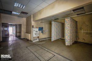 NSRI - Theatre preparation cubicles