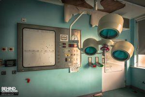 NSRI - Operating theatre lights