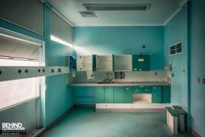 NSRI - Scrub Room