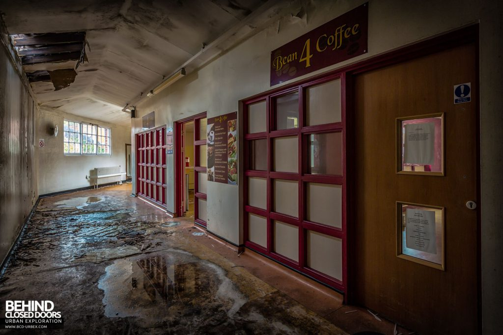 North Staffordshire Royal Infirmary - Bean 4 Coffee Cafe