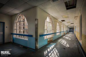 NSRI - Arched windows