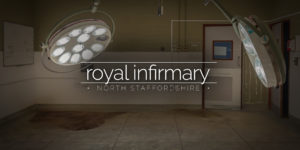 North Staffordshire Royal Infirmary, Hartshill, Stoke-on-Trent
