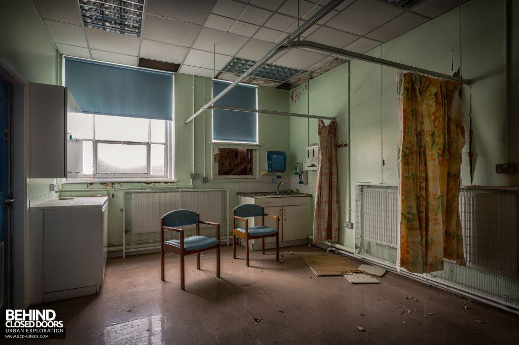 North Staffordshire Royal Infirmary - Haematology Ward