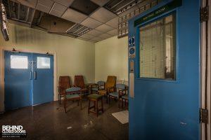 NSRI - Waiting area