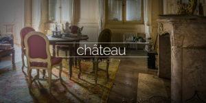 Abandoned Château, France