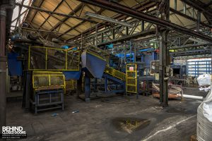 Coalbrookdale Foundry - Casting production line