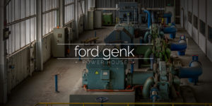 Powerhouse / Compressor Hall at Ford Assembly Plant, Genk, Belgium
