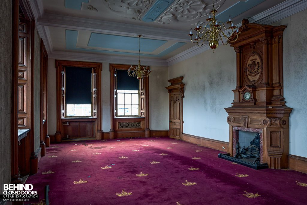 Harbour Chambers, Dundee - The boardroom
