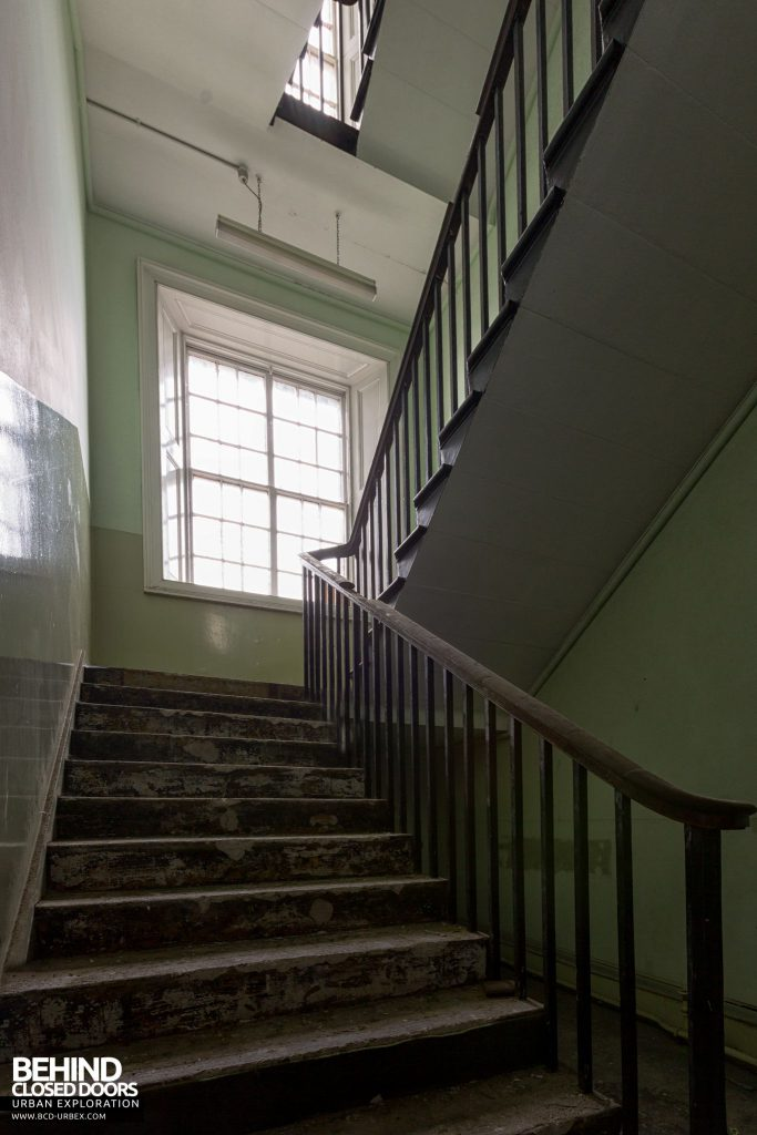 Custom House Staircase