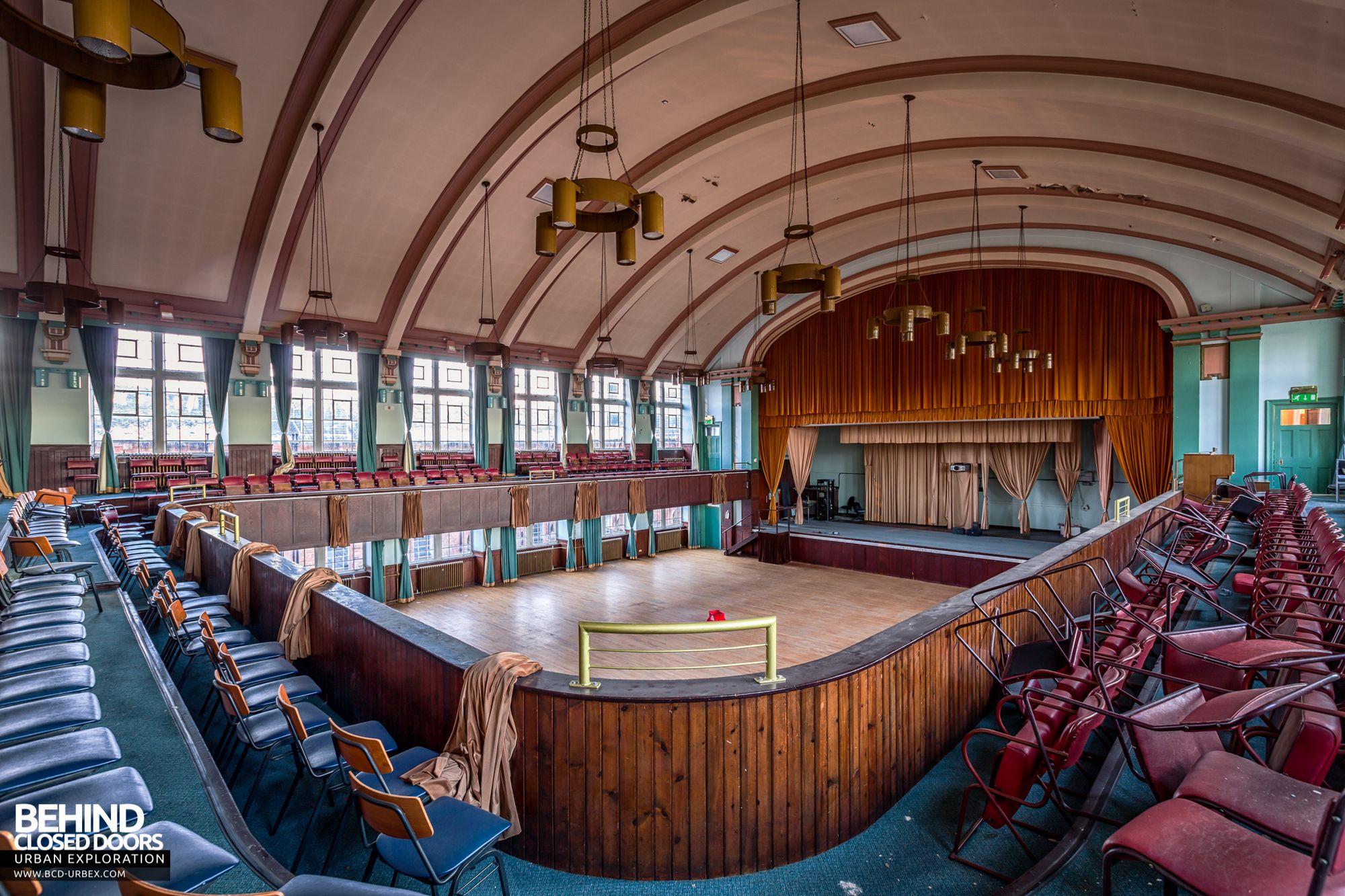 Jordanhill College Glasgow Scotland Urbex Behind Closed Doors Urban Exploring Abandoned Locations