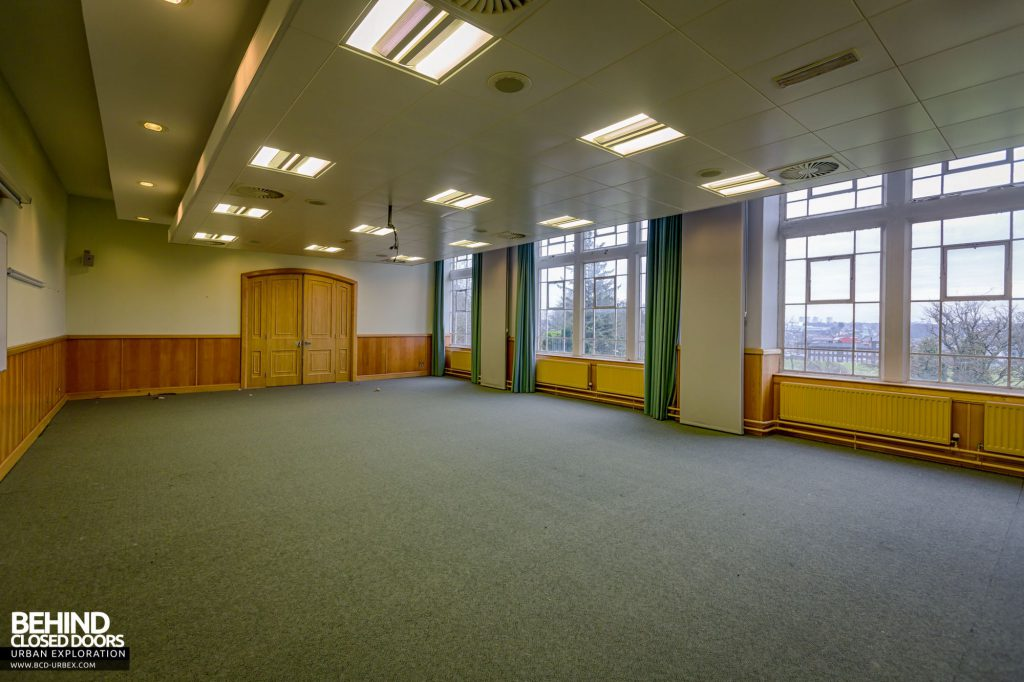 Jordanhill College, Glasgow - Conference room