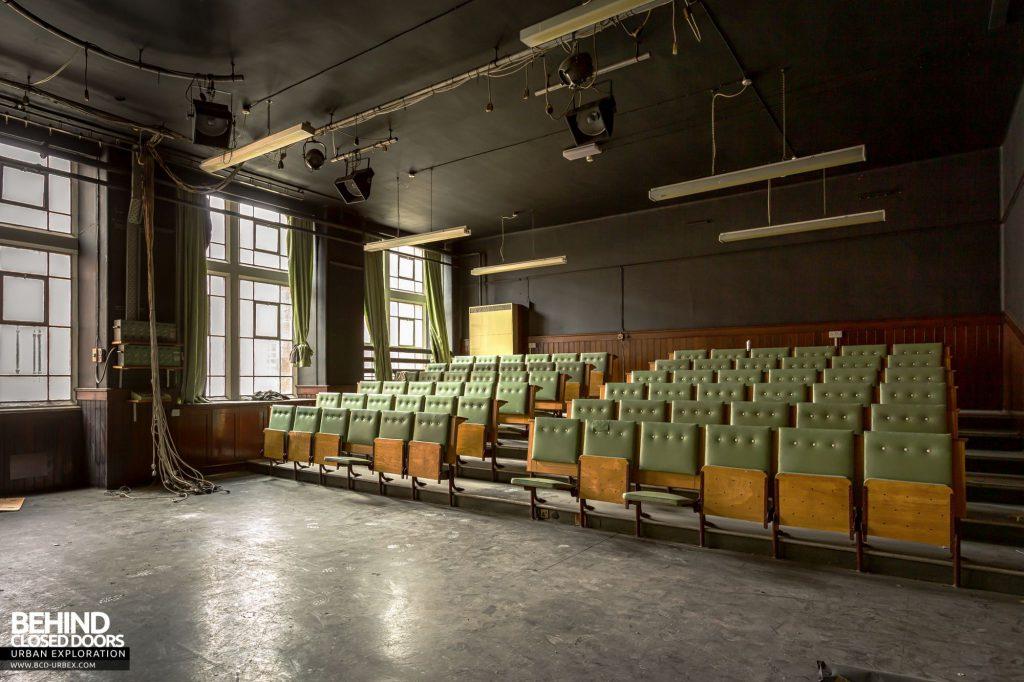 Jordanhill College, Glasgow - Lecture Theatre