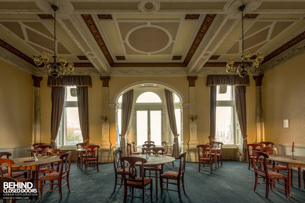 Station Hotel, Ayr - The Arran Suite was used for functions and events