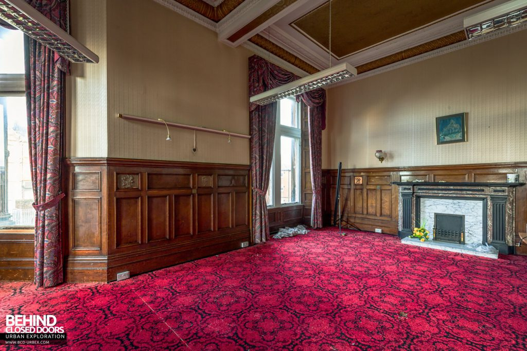 Station Hotel, Ayr - The Carrick Room was a space for meetings and corporate events