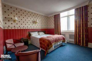 Station Hotel, Ayr - Hotel room
