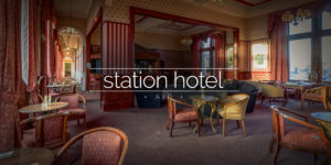 Station Hotel, Ayr, Scotland