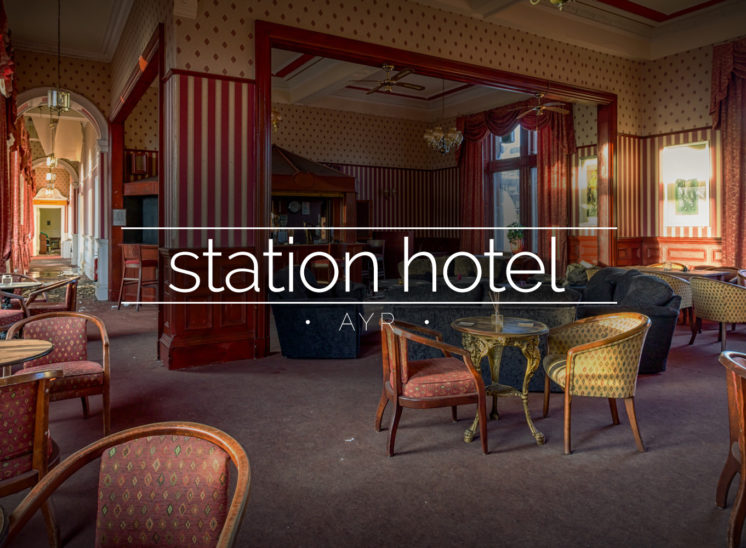Station Hotel, Ayr