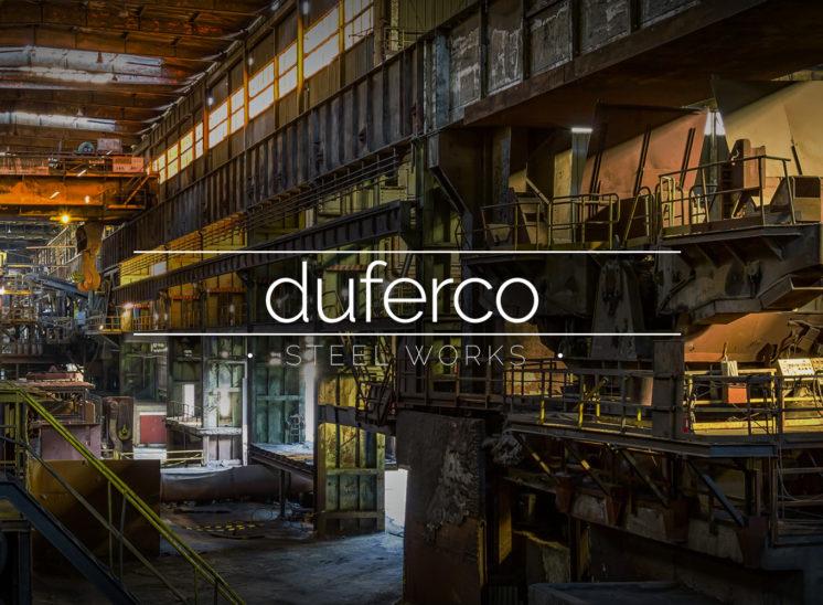Duferco Steel Works, La Louvière, Belgium