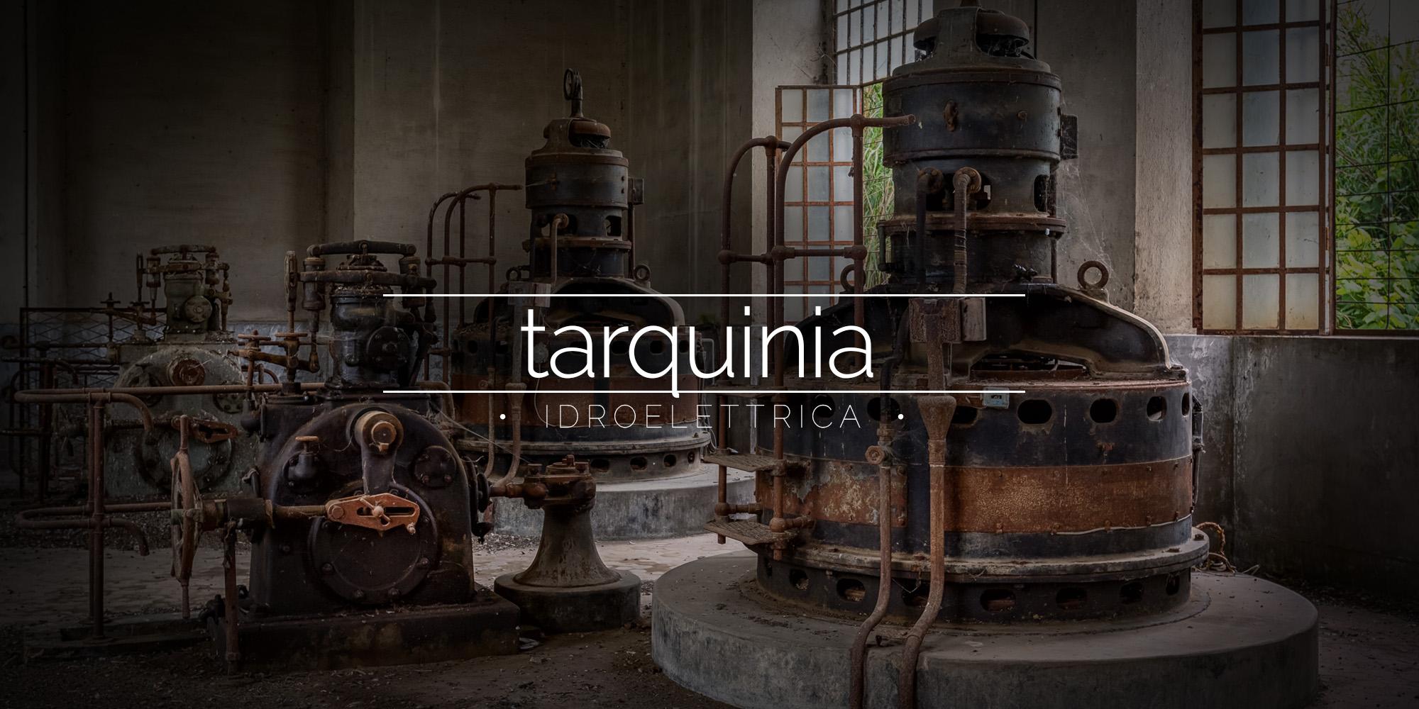 Tarquinia Hydro Power Plant Italy