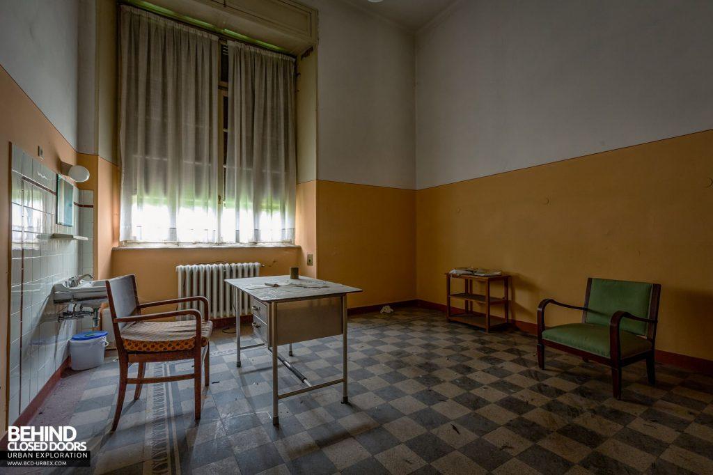 Terme Tommasini - A consultation room