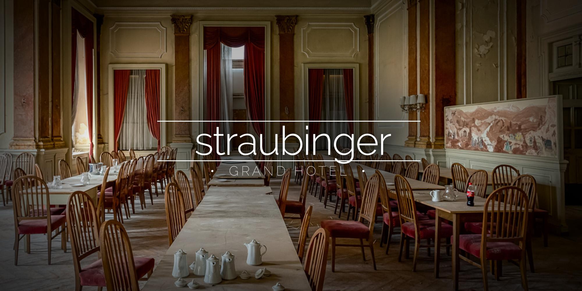 Grand Hotel Straubinger, Bad Gastein, Austria
